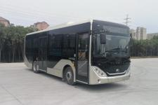 宇通牌ZK6856BEVG7型纯电动城市客车图片
