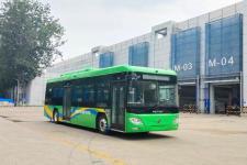 10.5米福田BJ6105FCEVCH-1燃料电池城市客车图片