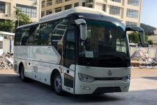 8.2米金旅純電動城市客車