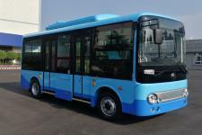 宇通牌ZK6605BEVG3型纯电动城市客车
