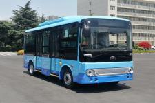 宇通牌ZK6605BEVG2型纯电动城市客车