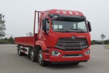 豪沃前四后四货车220马力16325吨(ZZ1257K35CJF1)
