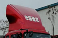 豪曼牌ZZ2048CCYF27FB1型越野仓栅式运输车图片