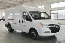 程力威牌CLW5040XLC6DP型冷藏车