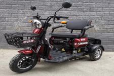 高路捷牌GLJ650DQZ型电动正三轮轻便摩托车图片