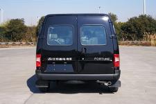 晶马牌JMV6550CF6型客车图片4