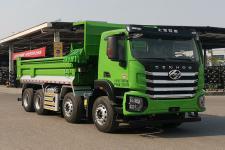 红岩牌CQ3317EV09256V型自卸汽车图片