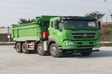 斯太尔前四后八自卸车国六350马力(ZZ3314V3661F1)