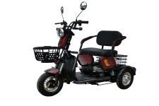 瑞速牌RS500DQZ-8型电动正三轮轻便摩托车图片