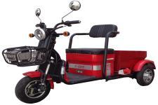 洛嘉牌LJ650DQZ型电动正三轮轻便摩托车图片