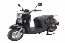 宝岛牌BD600DQT-20型电动两轮轻便摩托车图片