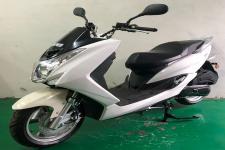 大隆鹰豪牌YH150T-A型两轮摩托车图片