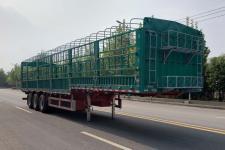 齊安12米33.7噸3軸倉柵式運輸半掛車(TZX9404CCY)