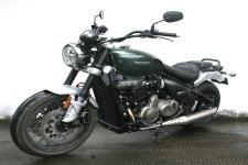 雷卡迪牌LKD650-7型两轮摩托车图片