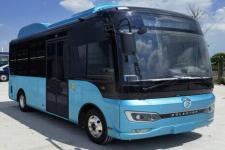 7米|12-18座金旅纯电动城市客车(XML6705JEVJ0C)