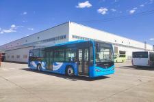10.5米福田插电式混合动力城市客车