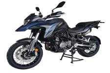 钱江牌QJ500-5R型两轮摩托车图片