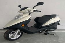 双本牌JH125T-3型两轮摩托车图片