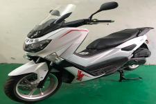 大隆鹰豪牌YH150T-2A型两轮摩托车图片