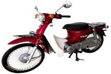 洛嘉LJ50Q-9D型两轮轻便摩托车