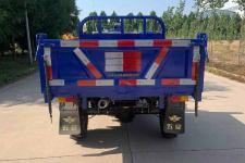 五征牌7Y-1175D2型自卸三轮汽车图片