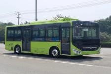 8.2米中通LCK6827EVGA6纯电动城市客车图片