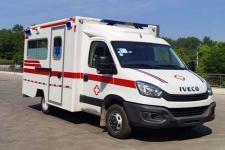程力重工牌CLH5040XJHN6型救护车