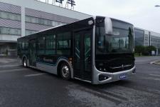 亚星牌JS6108GHBEV36型纯电动城市客车图片
