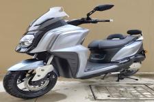 大隆鹰豪牌YH150T-3A型两轮摩托车图片