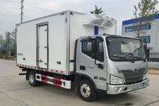 瑞力星牌RLQ5044XLCB6型冷藏车