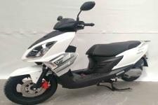 台田TT125T-4D型两轮摩托车