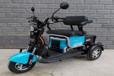高路捷牌GLJ650DQZ-2型电动正三轮轻便摩托车图片