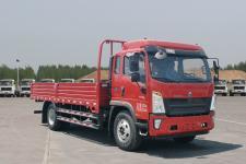 豪沃单桥货车184马力12365吨(ZZ1187H4715F1B)