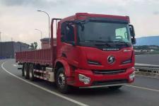 陕汽后双桥,后八轮货车350马力14805吨(SX1259VC4)