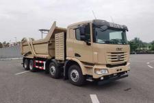 集瑞联合牌QCC3312BEVG6-1型纯电动自卸汽车图片