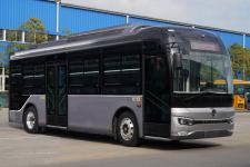 8.5米|17-30座金旅纯电动城市客车(XML6855JEVJ0C7)