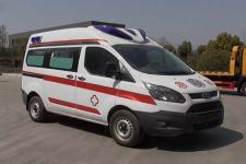 程力重工牌CLH5032XJHJ6型救护车