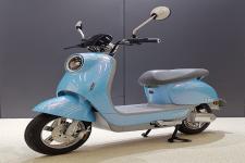 欧派牌OP500DQT-5型电动两轮轻便摩托车图片