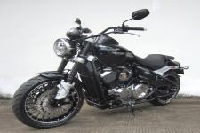 雷卡迪牌LKD250-7型两轮摩托车图片