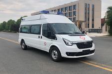 丰霸牌STD5043XJHJ6型救护车