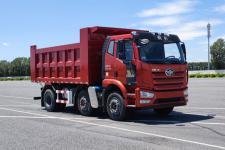 解放牌CA3250P62K1L1T3E6型平头柴油自卸汽车图片