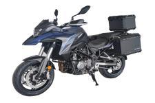 钱江牌QJ500-5J型两轮摩托车图片