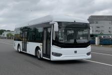 9米申沃SWB6909EV07G纯电动低地板城市客车图片