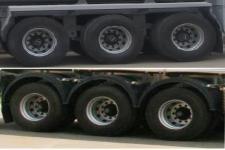 醒狮牌SLS9401GYY型运油半挂车图片