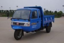 五征牌7YPJZ-14150PD1型自卸三轮汽车图片