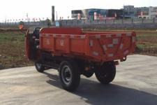五征牌7YP-1450D17型自卸三轮汽车图片