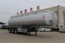 醒狮12米30吨3轴供液半挂车(SLS9400GGY)