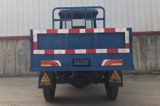 大别山牌7YPZ-1150D型自卸三轮汽车图片