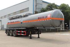 醒狮12.1米31.2吨3腐蚀性物品罐式运输半挂车