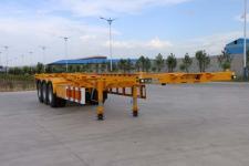 承威12.5米34.5吨3轴集装箱运输半挂车(GCW9400TJZ)